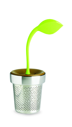 TeaLeaf Tea Infuser - MelonStainless