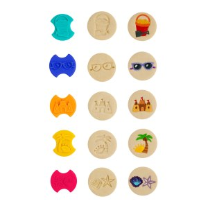 CookieStamp_Beach_Stamps